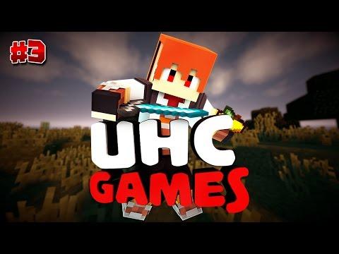 [Minecraft: UHC Games] EP.3 ปลิคอชื่มีม่ไ