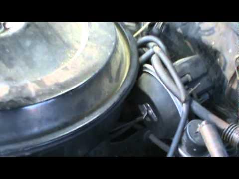 1987 Pontiac oil sending unit replacement part 1 - YouTube