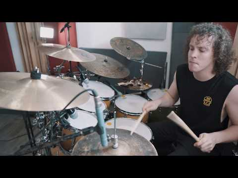 Horacio Paris - Giant Sleeper ''The Observer'' Drum Play Through