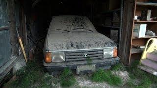 この車は何?ご存知の方いますか。