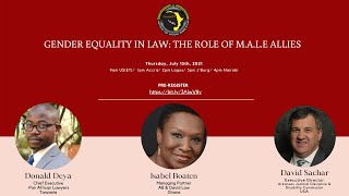 Men Advocates in Law for Equality (M.A.L.E) Allies