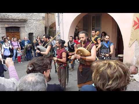 Grupo de música celta , de Portugal