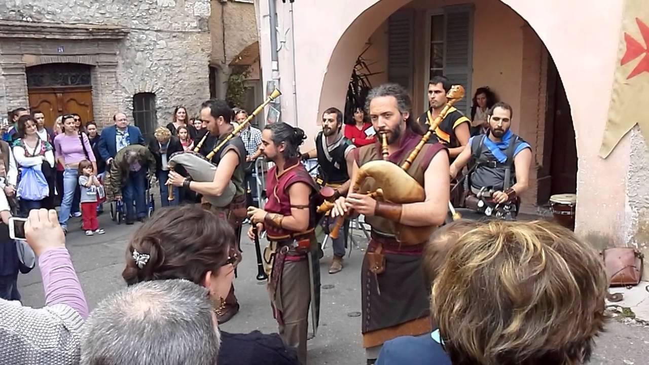 Grupo De Música Celta De Portugal Youtube