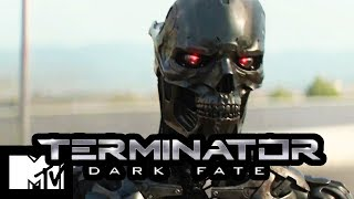 Terminator Dark Fate   Official Teaser Trailer
