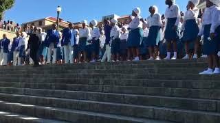 TTACC Opening Function 27 April 2019 #UCT Mass Choir.  UCT, DUT, UKZN, NMU, UFS, UJ and other instit