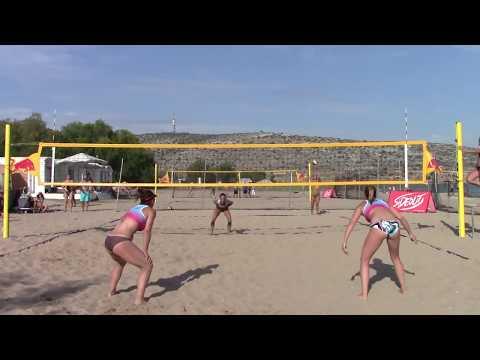 Women's Semifinals - Athens 2017 SideOut Tournament 2017