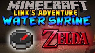 WAS KANN DER KOMPASS? | Minecraft LINK'S ADVENTURE - WATER SHRINE #3 | baastiZockt