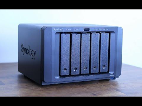 Set up a NAS Server using Synology Diskstation for Storage & Backup