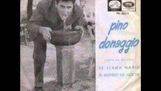 Pino  Donaggio  Si Chiama  Maria   P  Donaggio Canzone partecipante alla 7°edizione della canzone Mediterranea 1967