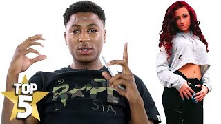 TOP 5 NBA YOUNG BOY Facts You Should Know... ( Danielle Bregoli )