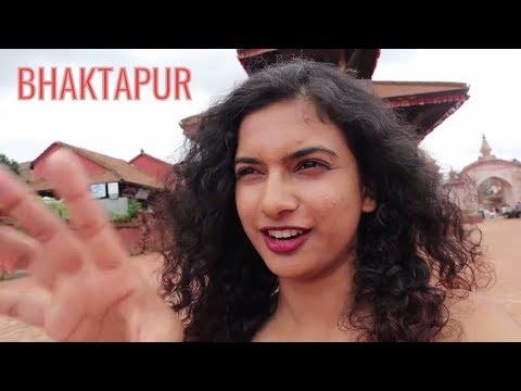 Exploring BHAKTAPUR -