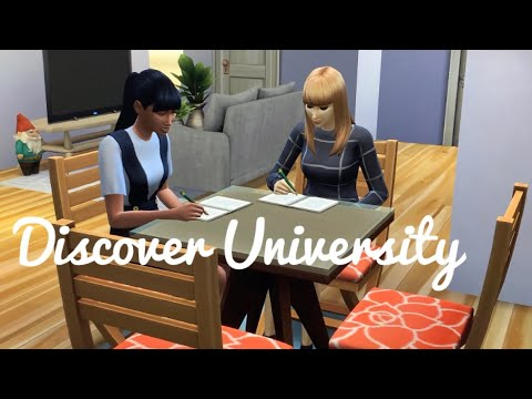 ALMOST DONE?!?! 🥺🙀 | The Sims 4 Discover University |