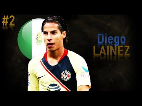 new arrival 8e11e 715dd DIEGO LAINEZ - Goals, Skills, Assists | 2018 | CLUB AMERICA