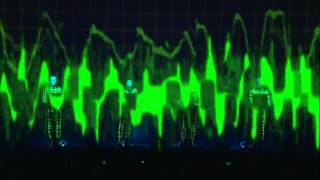 Kraftwerk - Elektro Kardiogramm [Live, 2004] HD