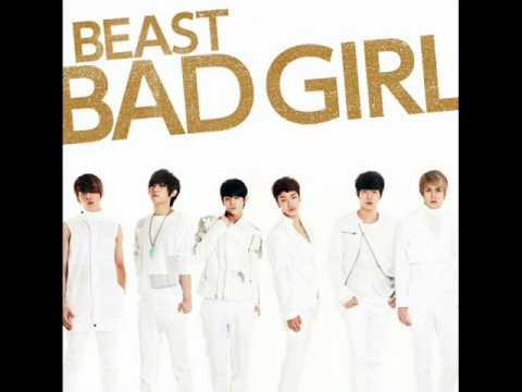 Beast - Bad Girl (KOREAN VERSION) - Genki Rockets REMIX -
