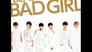 Beast - Bad Girl (KOREAN VERSION) - Genki Rockets REMIX -