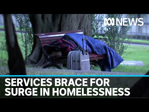 Services Brace For Spike In Homelessness Due To Coronavirus Unemployment. | ABC News