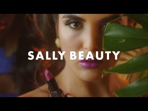 Alejandra Ruz – Sally Beauty México 'Palladio' Collection Ads