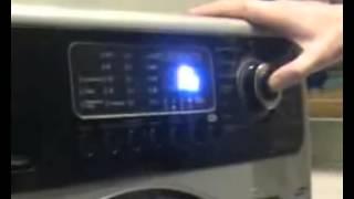 Тестовый режим стиральной машины Samsung(Диагностика стиральной машины Samsung WF7522S9R., 2013-04-02T06:30:43.000Z)