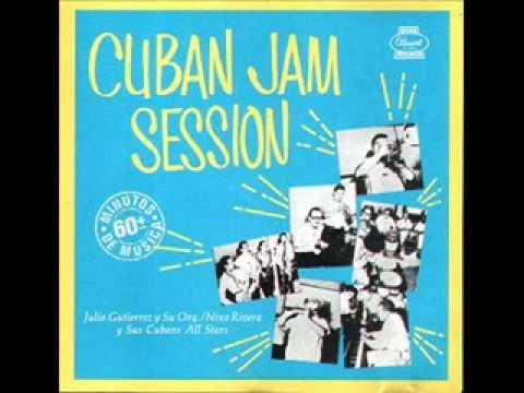 THEME ON PERFIDIA - CUBAN JAM SESSION