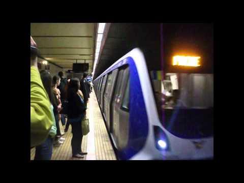 Ramele de Metrou CAF (Construcciones Y Auxiliar De Ferrocarriles)
