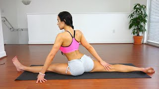 How To Do The Splits! - Advanced Stretching and Flexibility Techniques