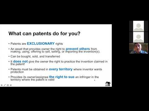 Do Entrepreneurs Really Need Patents?