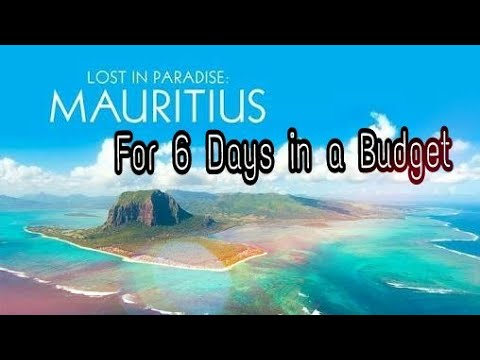 Spend Your Vacation In Mauritius On a Budget 2018!