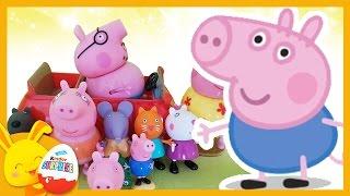 Compilation d'histoires Peppa Pig - Jouets enfants - Touni Toys Titounis