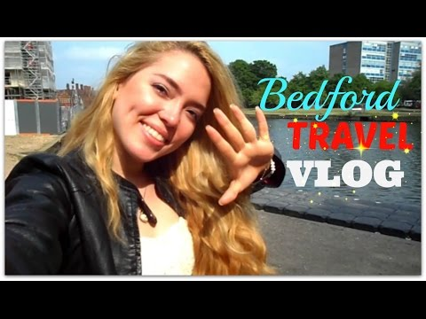 Bedford Travel Vlog - Around England