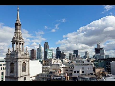 City of London Bellringing Mash-Up