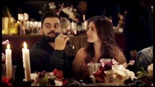 Virushka wedding anniversary status video .