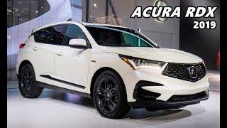 2019 Acura RDX Technology Highlights