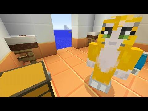 Minecraft Xbox - Ocean Monument Challenge - Part 1