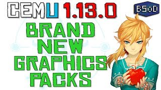 Cemu 1.13.0 | Brand New Graphics Packs Guide + Download Link