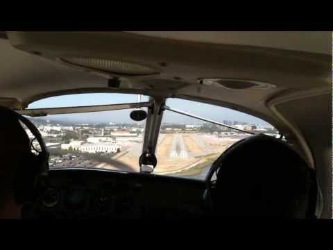 The perfect landing N9287E - Chris Serrano (Specia...