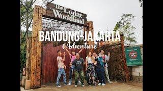 Travel Vlog: Bandung-Jakarta Adventure - Part 1