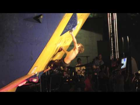 2010 UBC Bouldering Championships Highlight