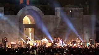 Coldplay (featuring Femi Kuti) - Arabesque (Live at The Citadel, Amman) - Nov 2019