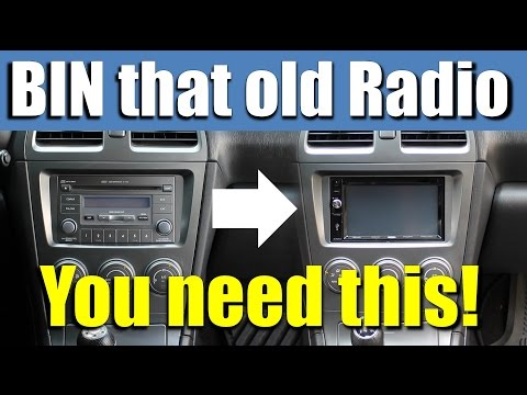 How To Install A Car Stereo (Headunit) With Bluetooth