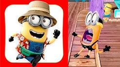 EVIL MINION!!! New PX41 Serum Power-up!! Despicable Me: Minion Rush Gameplay