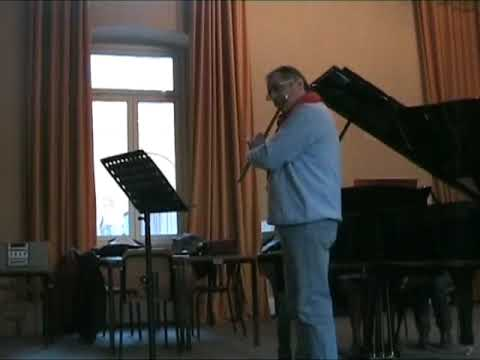 Bruno Cavallo - Masterclass F. Schubert - Parte 5