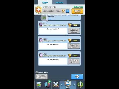 how to add friends clash royale