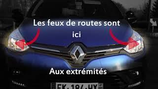 Verifications exterieur Clio 4