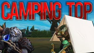 Camping Top till they Cry! Twitch To Challenger - Climb to Challenger - League of Legends