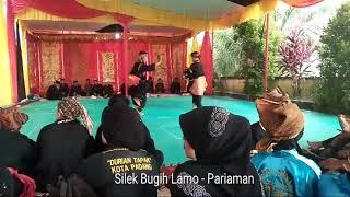 Galanggang Silek Tradisi SUMBAR - perguruan Silat Bugih lamo Pariaman