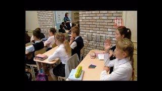 Крутой ремонт в школьном кабинете русского языка / Новости