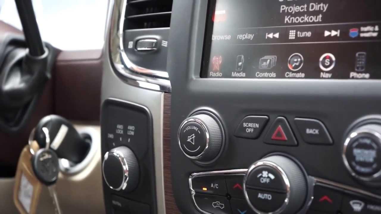 MrTruck interview 3500 Ram 2013 Smart brake and