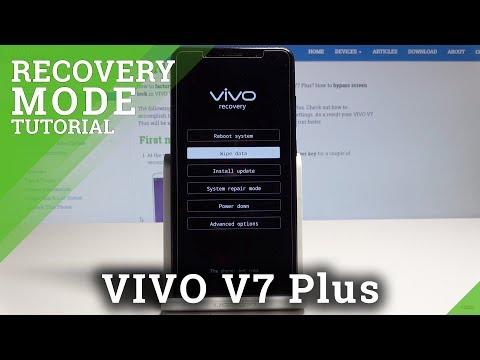Vivo V7+ Recovery Mode Videos - Waoweo
