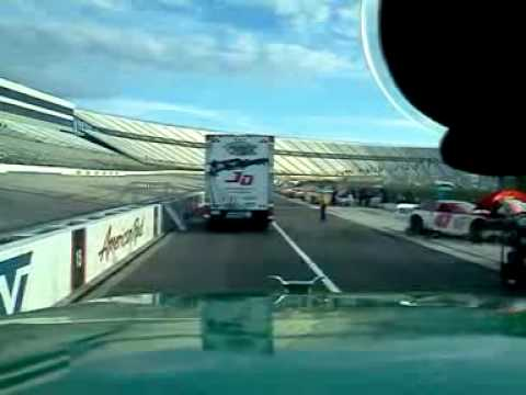 NNS Haulers Entering Dover Downs ,1